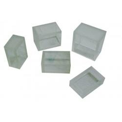 Кювета  прямоугольная  кварцевая на  3 мм