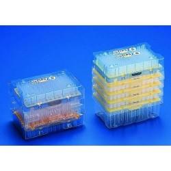 Наконечники 0,1-10мкл с фильтром: 10 кассет х 96 шт