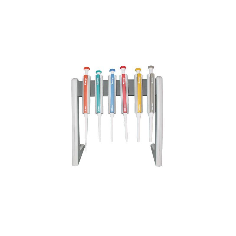 Пипетка-дозатор 200 мкл Color