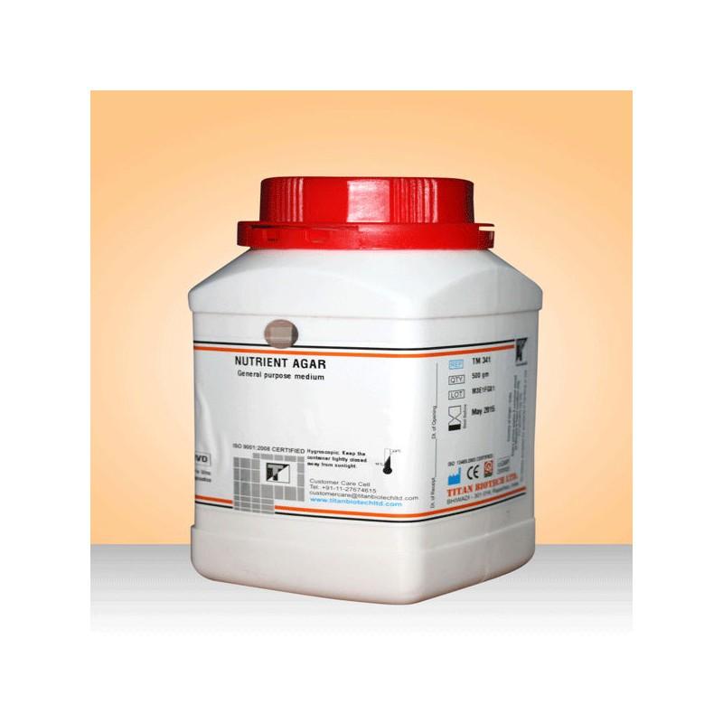 Агар питательный (Нутриент агар/Nutrient agar), 500гр