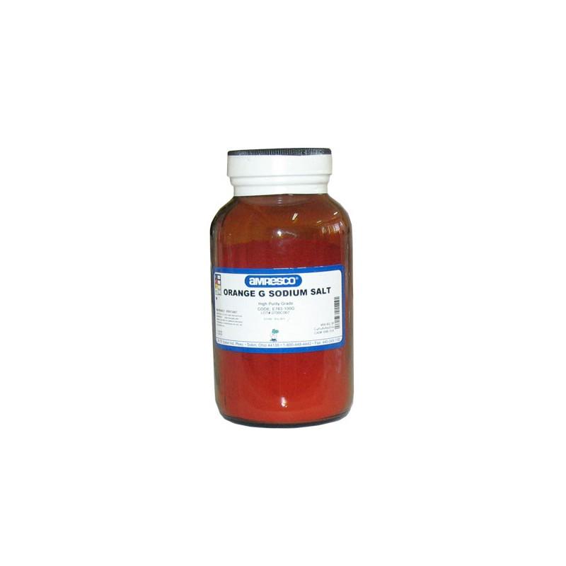 Оранж G натриевая соль (HIGH PURITY), 100гр
