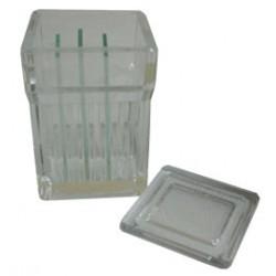 Ванночка 10 предметных стекол, для окрашивания  по типу Хеллендейла (Китай)