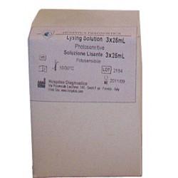 Лизирующий раствор  (3х25 мл) ( Hospitex Diagnostics, Италия)
