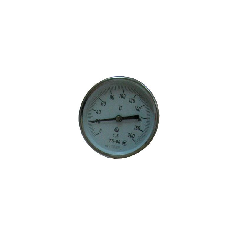Термометр ТБ-80-100 исп.1 (0...+200С, 1,5)