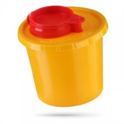 Контейнер ЕК-01 0,5 л для сбора мед. отходов
