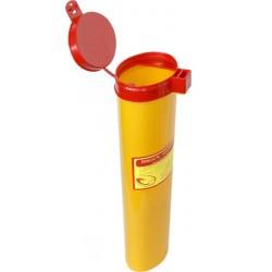 Контейнер ЕК-01 1л для сбора мед. отходов