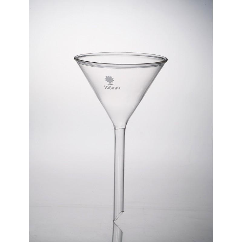 Воронка химическая диаметр 110мм ГОСТ 19908-90 ТС (Китай)