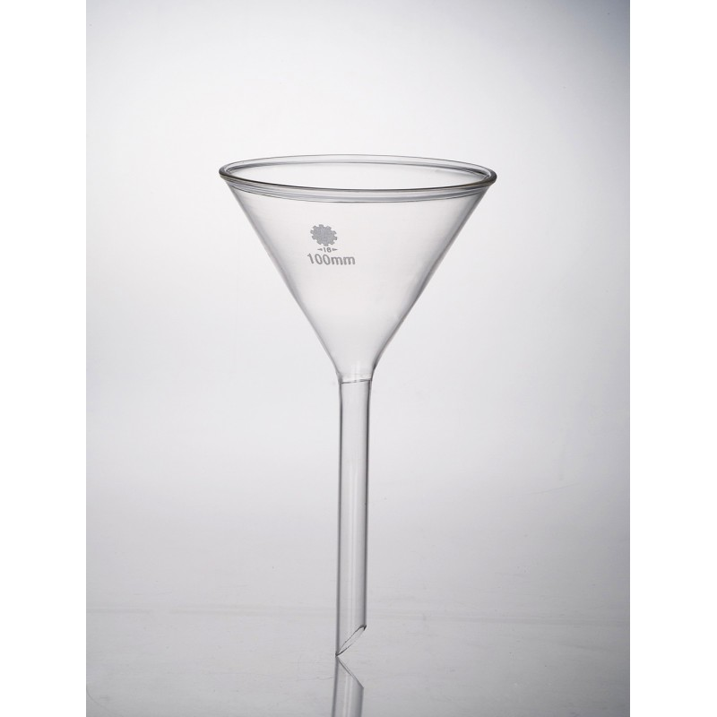 Воронка химическая диаметр 90мм ГОСТ 19908-90 ТС(Китай)