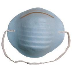 Маска защитная, синяя (уп-50шт) (кор-1000шт)