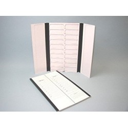 Контейнер картонный для 20-ти предметных стекол