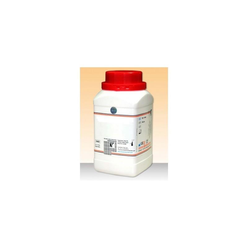 Основа агара с солодовым экстрактом и микологическим пептоном
