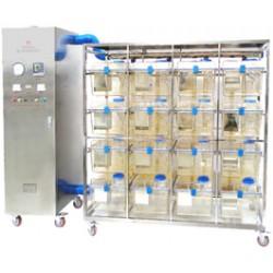 Комплекс для содержания мышей и крыс CR16PSU, вентилируемый