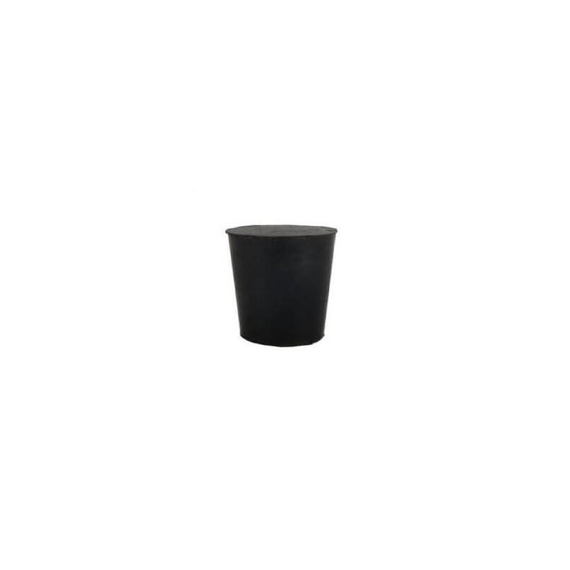 Пробка резиновая 45 мм черная