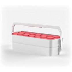 Укладка-контейнер для переноски контейнеров для анализов КПБ-01 (Россия)