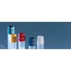 Крышка для криопробирок с О-образным кольцом, синие (упак-500шт) (056620805) (Германия)