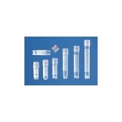 Криопробирка 1,5 мл, устойчивые,светлая, c крышкой, стерильная (упак-кор-100штх5)(056326100)