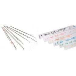 Пипетка 5мл серологическая, в инд.упаковке (sterile)(Китай)