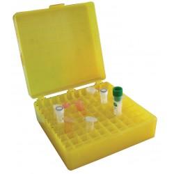 Штатив для микропробирок 1,5-2,0 мл, 100 гнезд (HS1065)