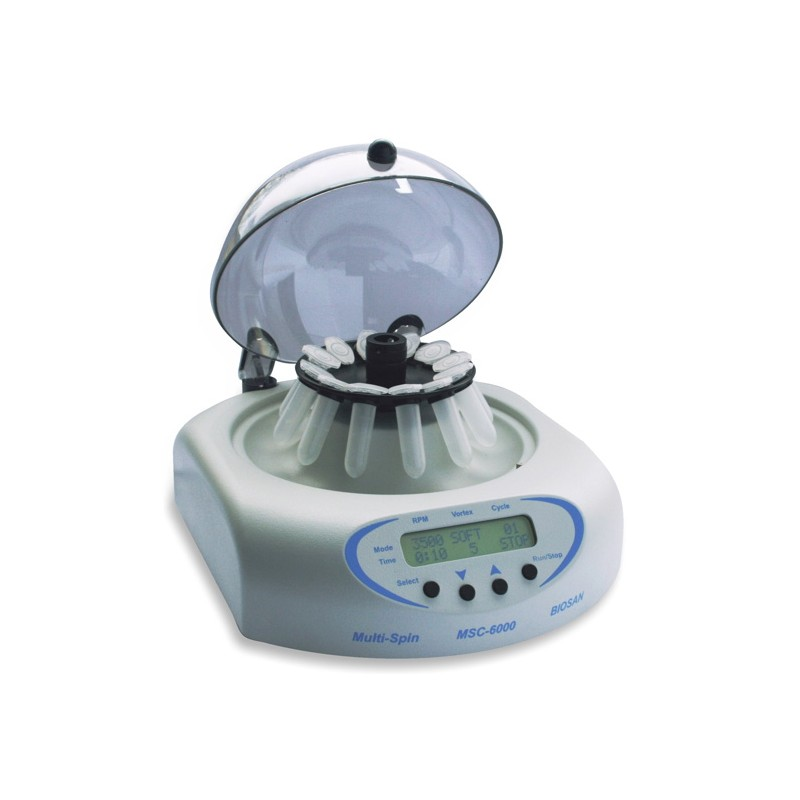 Центрифуга-вортекс MSC-6000