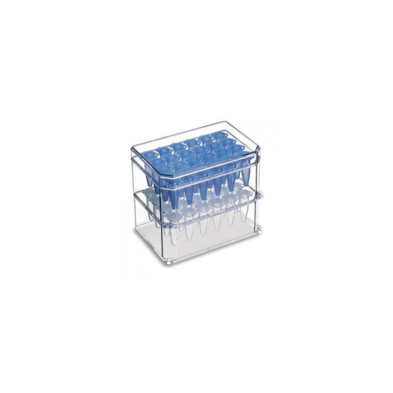 Набор из 4-х штативов для микропробирок  0,5мл (3880000038)