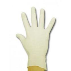 Перчатки Exam-Smooth 7-8 (М)  (уп-50пар) (нестерильные)