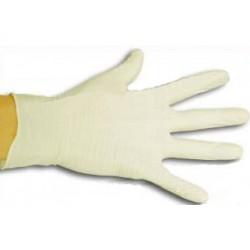 Перчатки Exam-Smooth Latexx размер 7-8 (стерильные)(уп-50пар)