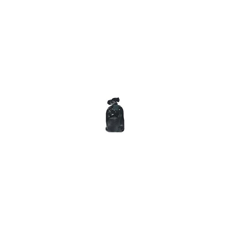 Пакет полиэт.для сбора мед.отходов класса А, 330х600 мм (черный)