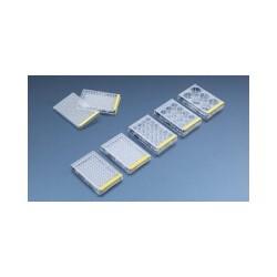 Планшет PS с плоским дном на 96 лунок с крышкой 0,2мл (стерильный) (№833924500)