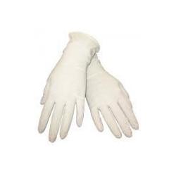 Перчатки латексные с тальком 7-8 (М) (уп-50пар) (нестерильные)