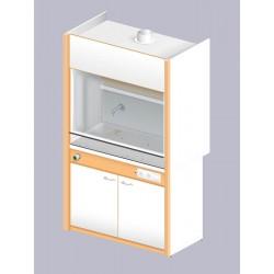 Вытяжной шкаф ЛАБ-1200 ШВФ-Н