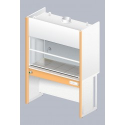 Вытяжной шкаф ЛАБ-1500 ШВ МЕТ