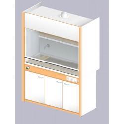Вытяжной шкаф ЛАБ-1500ШВ-Н