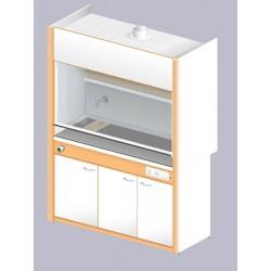 Вытяжной шкаф ЛАБ-1500ШВТ-Н (TRESTA)