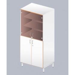 Шкаф для документов ЛАБ- 800 ШД