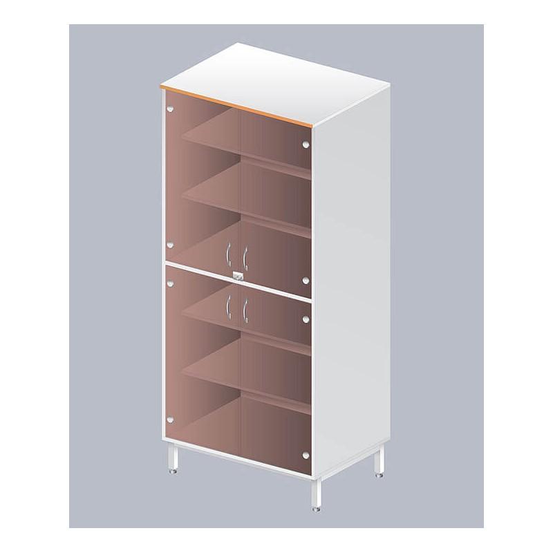 Шкаф для лабораторной посуды ЛАБ- 800 ШП