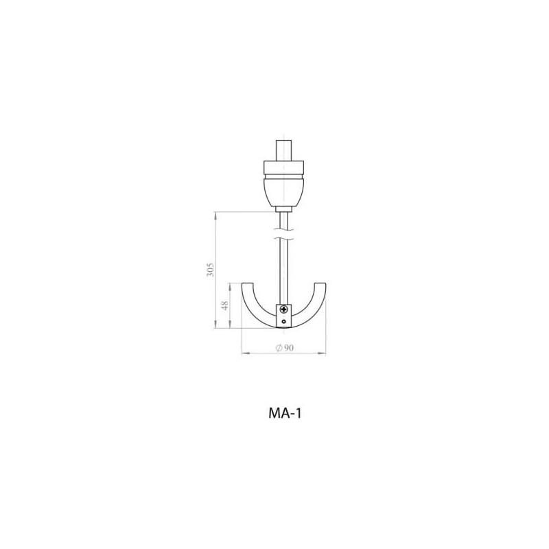 Перемешивающий элемент МА-1