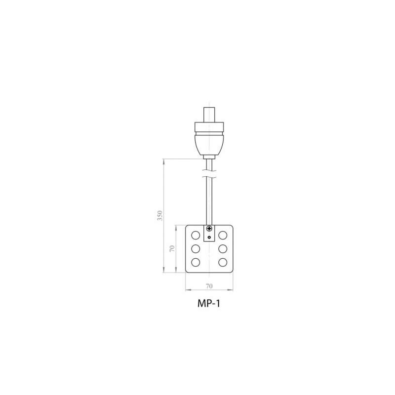 Перемешивающий элемент МР-1