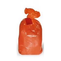 Пакет полиэт.для сбора мед.отходов класса В, 700х800 мм (красный)
