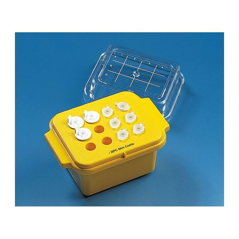 Мини-холодильник для 12 пробирок 0,5-2мл, -20 С,30мин.