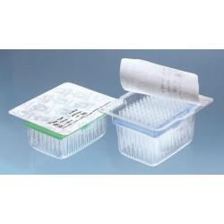 Наконечники 2-20мкл с фильтром:1 кассета х 96 шт, стерильные