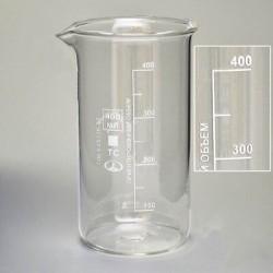 Стакан высокий со шкалой В-400 (СВ-400-КИТ/Н)